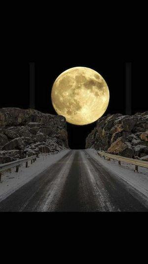 Moon real pic