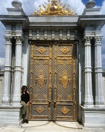 Showcase May Beylerbeyipalace Beylerbeyisarayı Beylerbeyi Sarayi Historical Building Enjoying Life