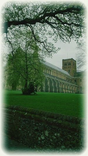 St Albans Historical Building Cathedrals