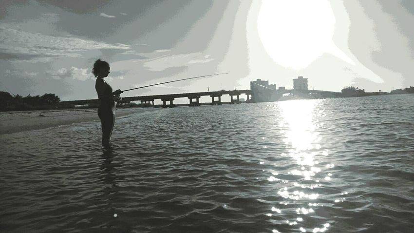 Fort Myers Beach Fishing Time