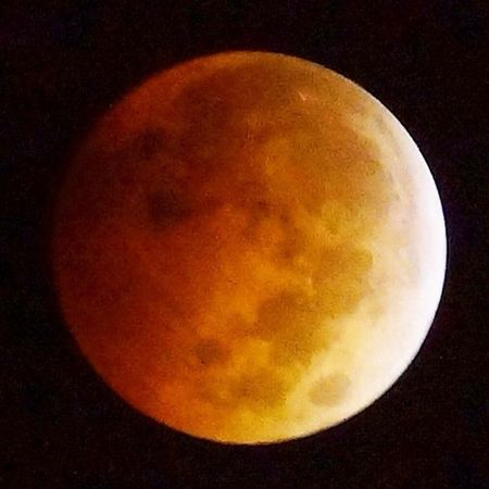 The total lunar eclipse this morning. Bloodmoon Totallunareclipse Moon Astrophotography