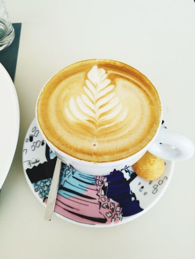 Cappuccino in