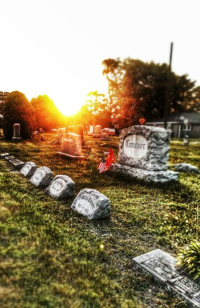 Paying My Respects Sunset Taking Photos The Illusionist - 2014 EyeEm Awards