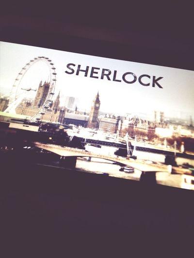 Watching Sherlock