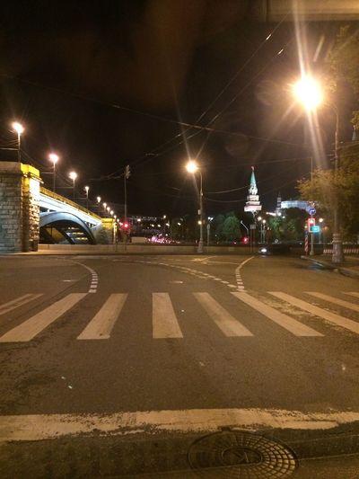 Ночная Москва.....