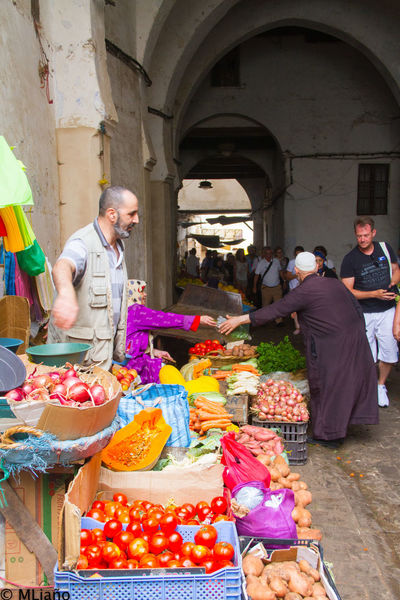 Market Marruecos Colour Contrast Day Mistery Atmosphere Musulmans People