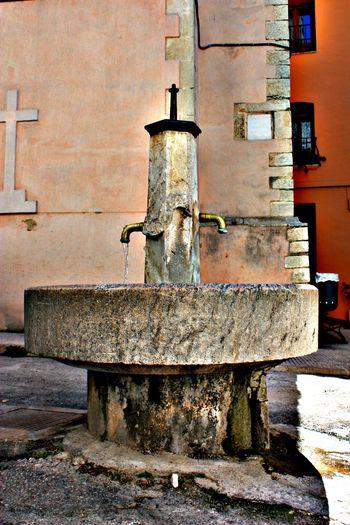 Vall De Gallinera Fonts Fuentes Alpatró