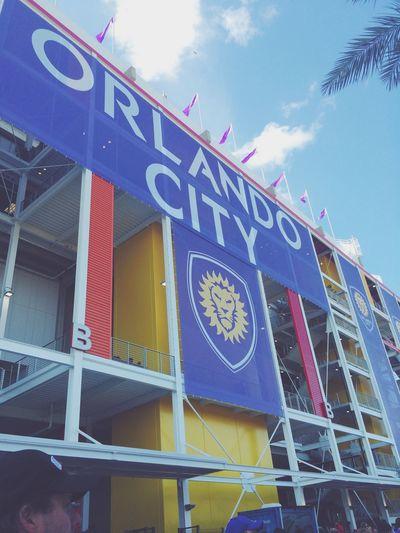 Orlando City Soccer ⚽️ Soccer Orlando City