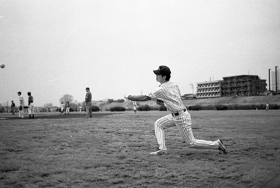 Baseball Game Tokyo,Japan Blackandwhite Film From My Point Of View Monochrome Film Photography Filmisnotdead 35mm Film Streetphotography Street Photography Street Life Black And White Photography Streetphotography_bw People Tokyo Street Photography Popular Photos Black & White Frame It!