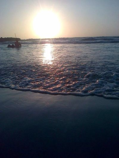 Beach Sunshine Enjoying Life Taking Photos