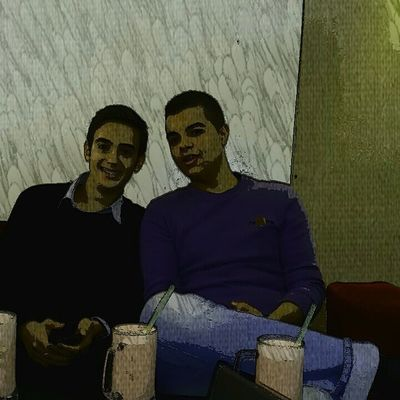 My Brother With His smileدامي