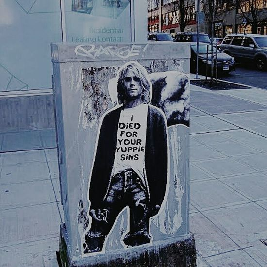 Kurtcobain Nirvanaseattle Seattle SeattleLife Taking Photos Hanging Out Fender