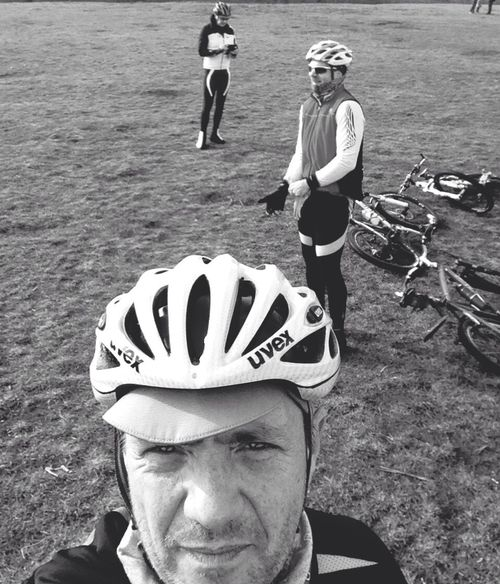 Mountainbike Bicycle Selfie