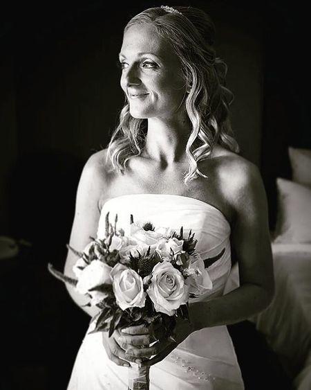 The Lovely Paula Bride POSED Availablelight Bouquet Happy Weddingday  Weddingscotland Weddingphotographer Weddingdress Blackandwhite Instadaily Photooftheday Explore Wedding Johncampbellclark Stunning_shots Stunning