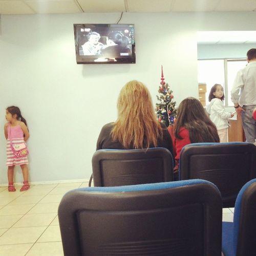 En la consulta.... Esperando... :/