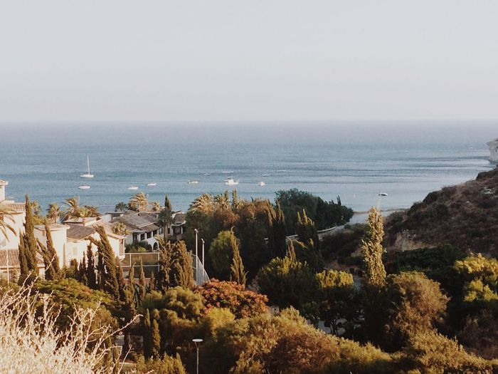 Pissyri Bay Sea