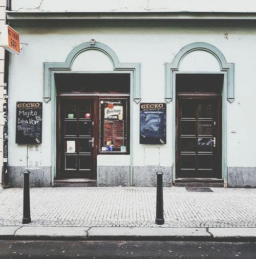 Prague Czech Republic Prague Praha Czech Republic Tourism Streetphotography Czech Architecture Czechtourism Traveller Street Door Doorsworldwide Architecturelovers Doors Lover