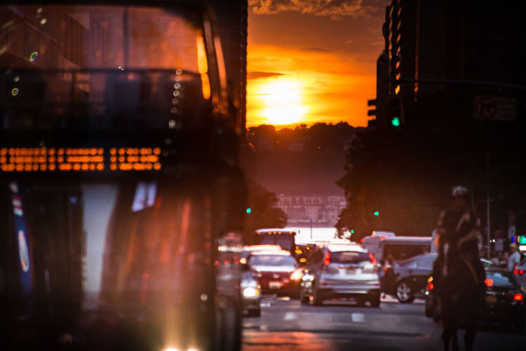 Manhattanhenge 2018 42nd Street #4 Twice a year it happens. The setting sun is in line with the Manhattan street grid fro west to east. It's a breathtaking scene as the watchers look upon the setting sun. #manhattanhenge2018 #manhattanhenge #sunsettinglight #ronlouisfoster #ronlouisphotos #42ndstreet #newyorkcityhenge Manhattan - New York City Manhattanhenge2018 Manhattanhenge Sunsettinglight Ronlouisfoster Ronlouisphotos Newyorkcityhenge 42ndStreet Sunset Silhouettes New York City Manhattan Sunset Rays Of Sunshine Orange Sunset Orange Sunset Rays Street Photography Manhattan Policeman Mounted Police Policeman At Work Sunset Roadway Sunset Rays Bus City Illuminated Car City Life City Street Land Vehicle Sky Traffic