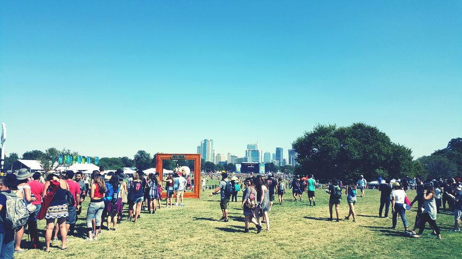 Austin City Limits Music Festival Live Music