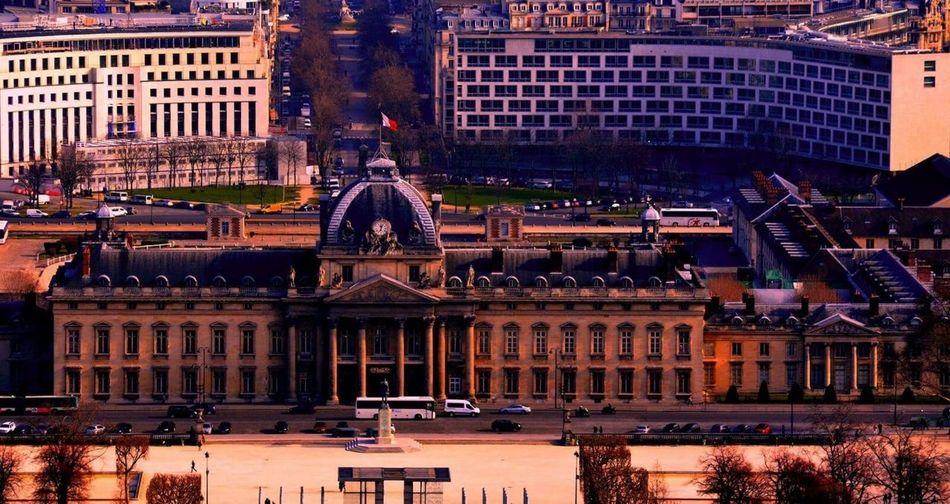 France 🇫🇷 Paris, France  Ecole Militaire École Militäre 2016