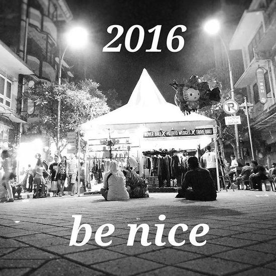 Be nice....NewYear 2016 Streetphotography Photo Instanesia Photooftheday Picoftheday Bw Blackandwhite Instanusantara Photographylovers Snapseed Igers Instagood Instagood Bali INDONESIA Photosunday
