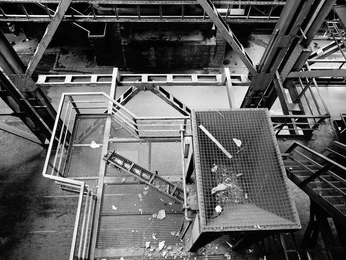 Detail Of Industrial Installation