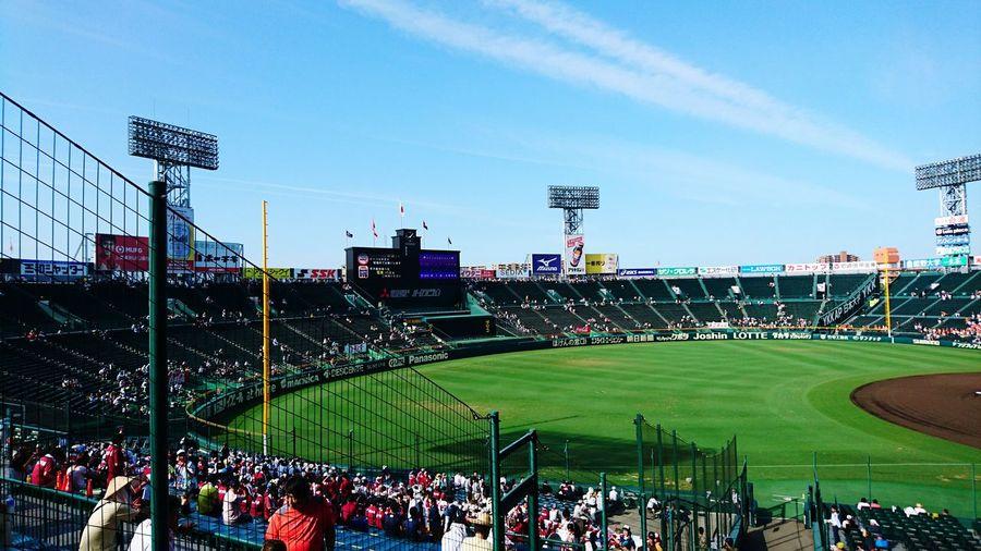 20160811 阪神甲子園球場 Baseball Game 高校野球 Nice Views Enjoying Life