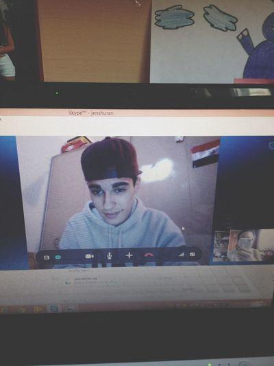 Skype Liebe Dich Kju Ti