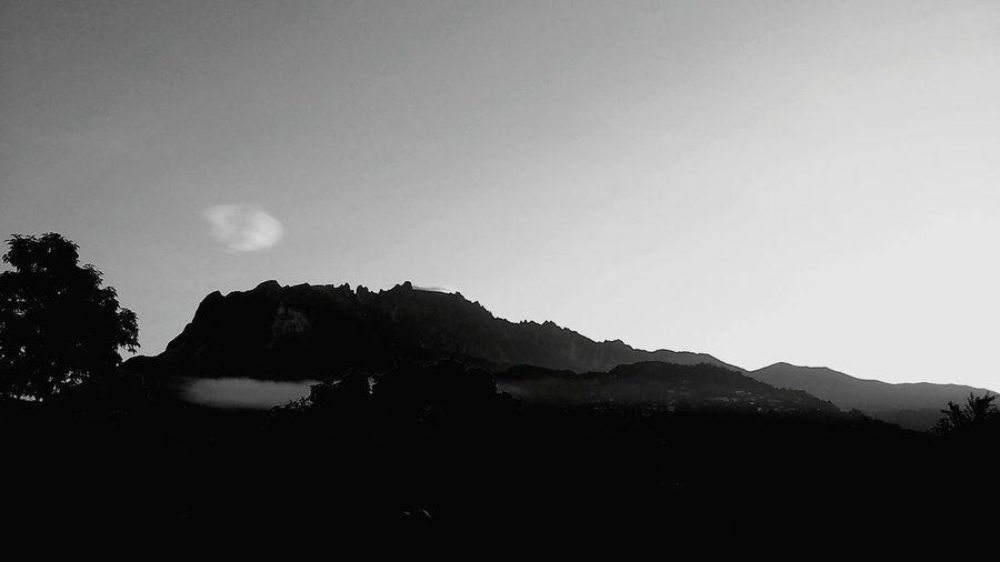 Mount. Kinabalu