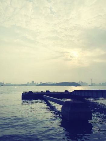 Cloud - Sky Nature Beauty In Nature Sky Sea Enjoying Life Clear Sky Taking Photos Traveling Photography Xiamen China