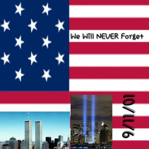 MyEdit 911 2001 Inlovingmemory RIP