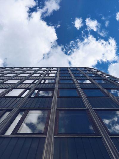 Sky Sky Clouds Architecture IPSArchitecture