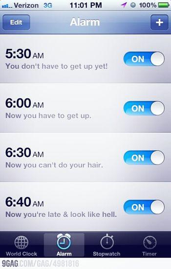 Girls Alarm