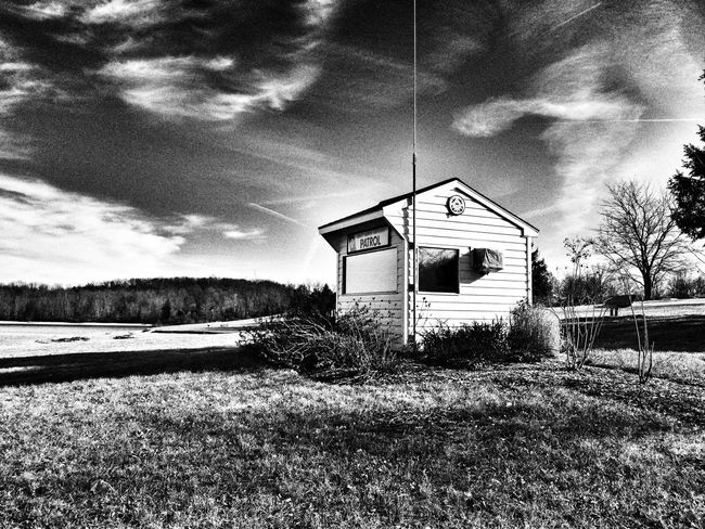 Monochrome Snapseed Clouds And Sky IPhoneography