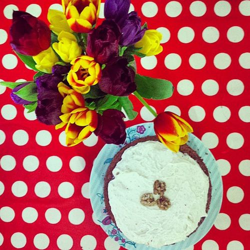 HAPPY EASTER | CarotCake WalnutIcing Homebaking GetInMyBelly Igers London