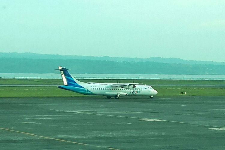 Explore Airport Garuda Indonesia Boarding Bali Flight