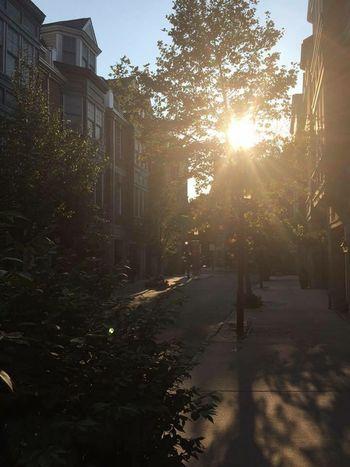 Good morning from Philadelphia! Wishing everyone a beautiful Sunday ABeautifulMorning ATouristInMyOwnCity ScenesFromTheStreet TheSidewalksOfTheCity EyeEm Best Shots