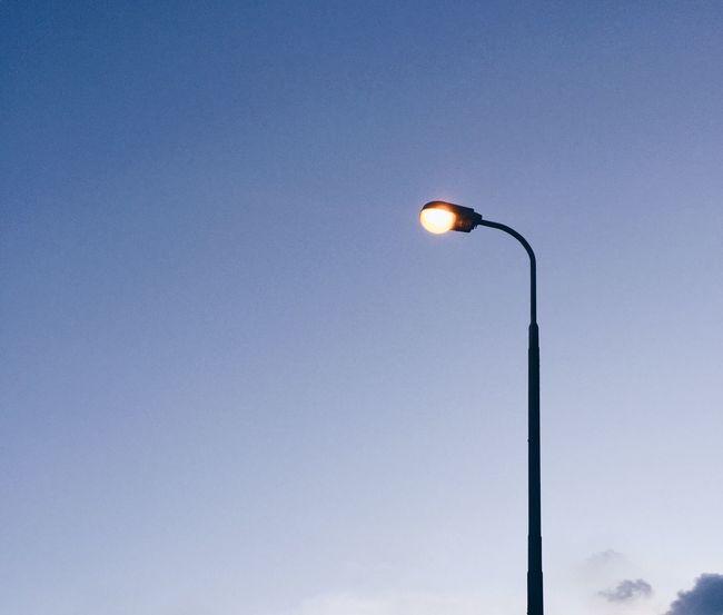 Streetphotography Feel High Alone Night Lights