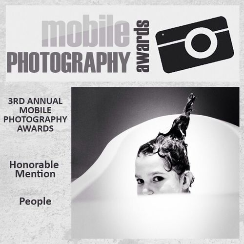 I am so thrilled to be awarded an honorable mention for my photo in the people category in the 3rd Annual Mobile Photography Awards 2013. I am stunned to think that all these amazing images were created using only mobile phones. Congratulations to all the winners and other honourable mentions http://mobilephotoawards.com/2013-mobile-photography-awards-people-category-winners/ 2013 Mobile Photography Awards People Category Winners - The Mobile Photography Awards mobilephotoawards.com Shootermag Blackandwhite Monochrome