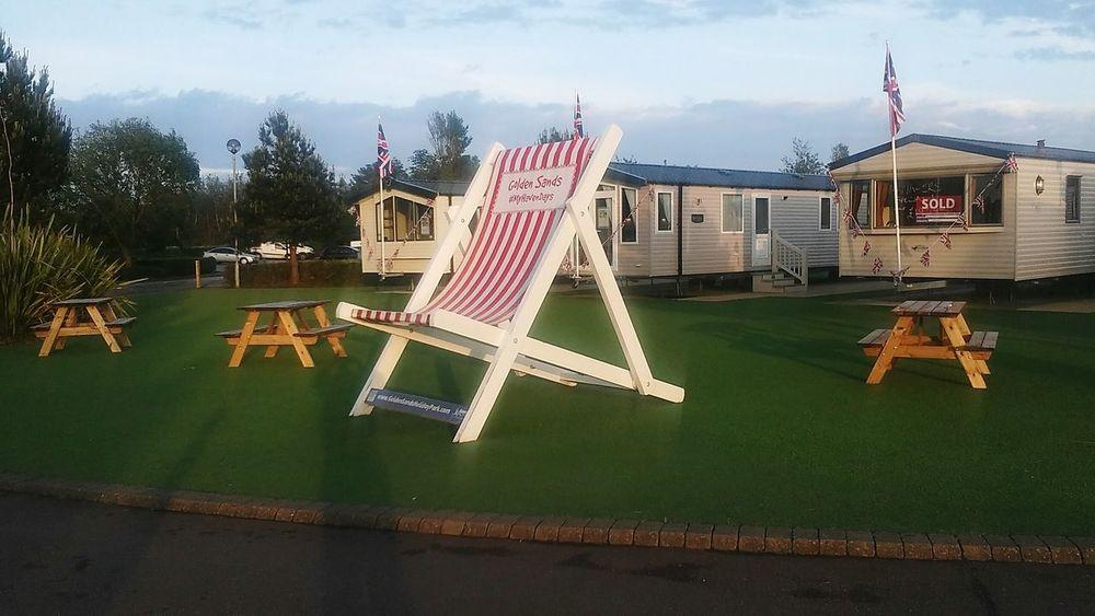 Big Chair No People Cloud - Sky Sky Caravan Park Caravan Prop Outdoors Day