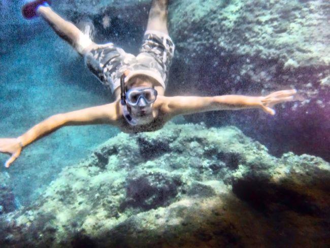 Rodi Immersione Immersion Mare Divertimento