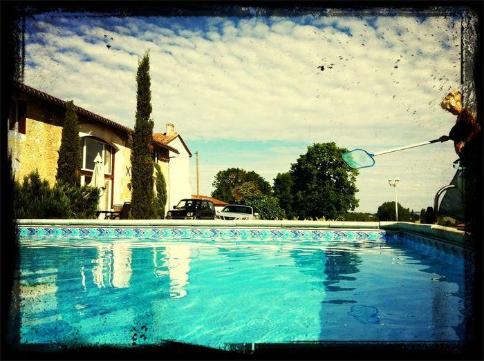 Pool Lady