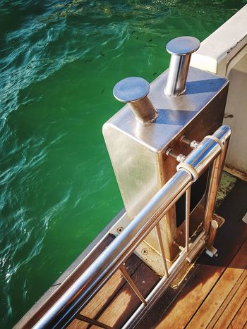 bollard on a ship Ship Ships Ships⚓️⛵️🚢 Deck Boat Boats Boats⛵️ Boat Parts Ship Part Ship Deck Ship Details Steel Structure  Steel Water Nautical Vessel High Angle View Boat Water Vehicle
