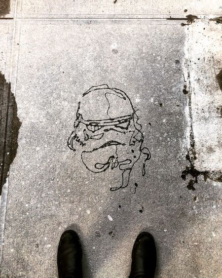 Trooper. Drip