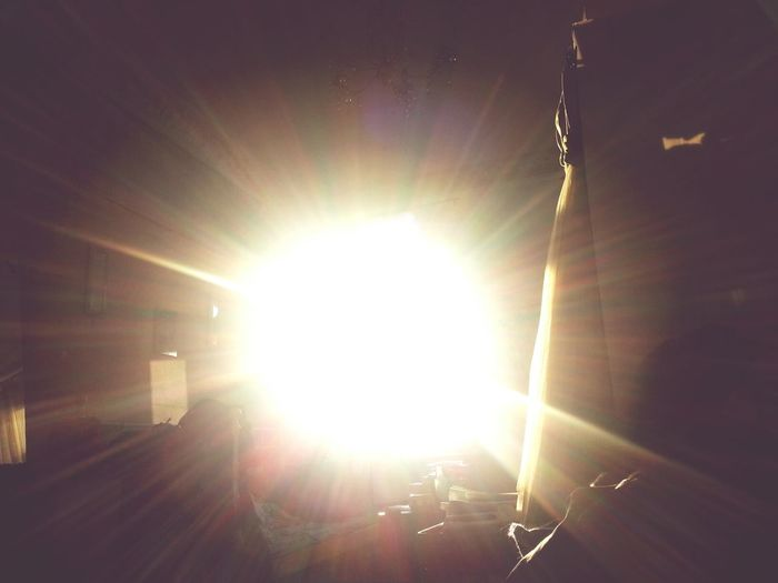 Sonne Im Bett