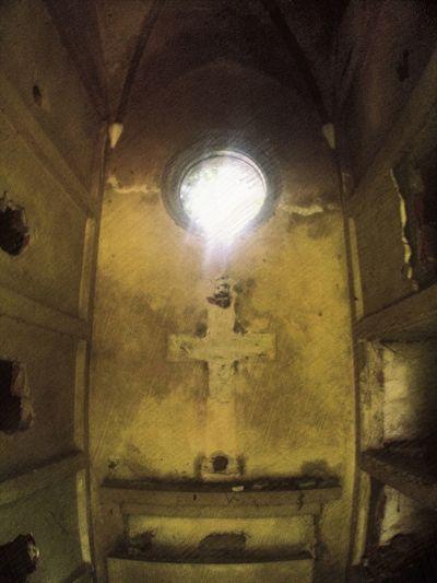 Losing my religion Cemetery NEM Memories Abandoned Buildings NEM Painterly