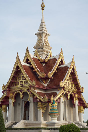 Built Structure Architecture Building Exterior Building Sky Belief Place Of Worship Religion Spirituality Low Angle View No People Day Nature The Past Travel Destinations Architectural Feature History Ornate Outdoors Spire