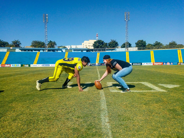 we Football Football Game Football Couple Couple Love Sports Team Teamwork Tree Men Sport Soccer Field Togetherness Sports Clothing Exercising Fan Goal Post Goal