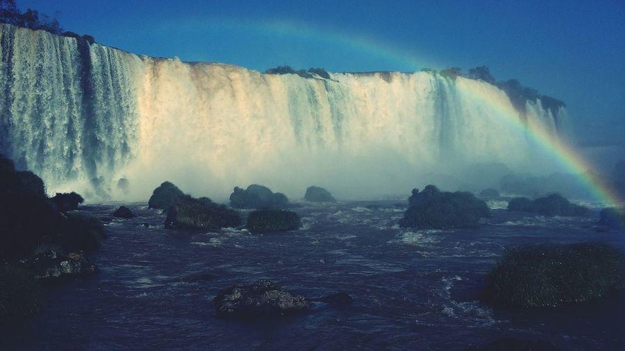 Cataratas do Iguaçú-PR First Eyeem Photo