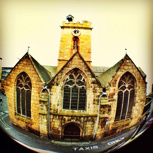 Architecture Church Town Church